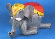 Elefant / Aufbewahrungsbox