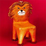 Löwen Stuhl