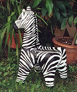 Zebra Stuhl