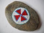 swastika stoneart