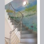 mural stiegenhaus