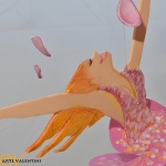 blütenzauber windspiel ernavalentini