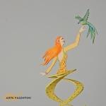 paradiesvogel logo artevalentini